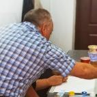 """22.07.2017 / Мастер-класс """"Натюрморт"""" в Творческой студии"""