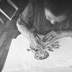 """24.09.2017 / Мастер-класс """"Дудлинг"""" в Творческой студии"""