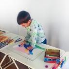 """07.10.2017 / """"Веселая собака"""" в Творческой студии"""