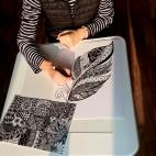"""17.10.2017 / Мастер-класс """"Перо"""" в Творческой студии. Автор работы: Сиротенко Марина"""