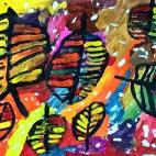 """06.11.2017 / """"Осень"""" в Творческой студии. Автор работы: (5 лет)"""