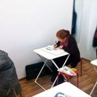 """12.11.2017 / """"Натюрморт"""" в Творческой студии"""
