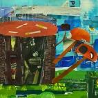 """27.01.2018 / """"Пенёчек"""" в Творческой студии. Автор работы: Комиссарова Екатерина (7 лет)"""