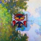"""29.04.2018 / """"Совы"""" в Творческой студии. Группа """"Юные художники 7-8 лет"""""""