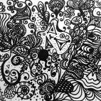 """15.04.2018 / """"Дудл"""" в Творческой студии. Автор работы: Терешкова Светлана Анатольевна"""