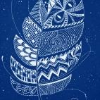 """26.09.2018 / """"Перо"""" в Творческой студии. Автор работы: Вишнёва Юлия Сергеевна"""