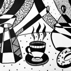 """10.10.2018 / """"Натюрморт"""" в Творческой студии. Автор работы: Севостьянова Александра Алексеевна"""