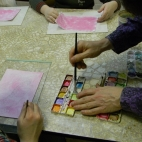 09.04.16 / 2 мастер-класса в реабилитационном центре