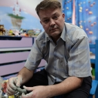 """28.07.16 / Мастер-класс """"Фигурки из глины"""""""