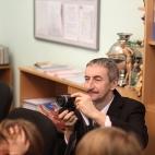 """25.12.15 / Мастер-класс """"Новый год"""" в Детском саду № 27"""