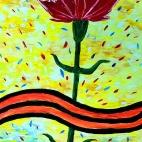 """14.12.2017 / Мастер-класс """"Гвоздика"""" в Библиотеке им. Лихачева"""