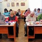 """26.10.2017 / """"Маски"""" в Библиотеке Удельнинской"""