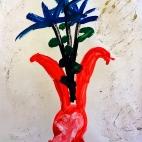"""10.09.2017 / Мастер-класс """"Цветы"""" в Библиотеке """"Своя"""""""