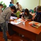 """23.07.2017 / Мастер-класс """"Рыбка"""" в Библиотеке """"Своя"""""""