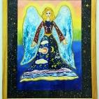 """25.11.2017 / """"Ангел"""" для мероприятия """"Дважды первый"""", автор Столярова Варвара (10 лет)"""
